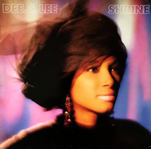 Dee. C. Lee ‎- Shrine (LP) (VG+/G-VG)